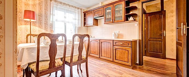 pokoje z kuchnią - apartament poznań
